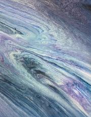 Purple Lava
