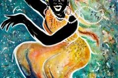 Golden Mane Dance
