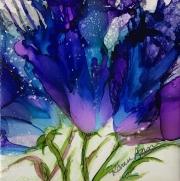 Blue-Violet-Florals